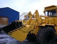 Навесное погрузочное оборудование для установки на трактора К-700, К-701, К-703 ПК-4