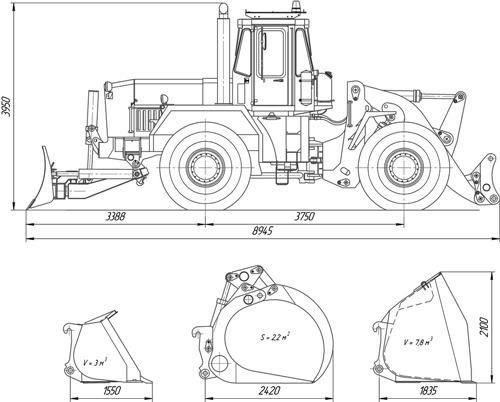 K-701, K-702, К-703