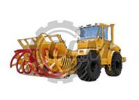 Фрезерно-роторный снегоочиститель К-703-ОС-Т